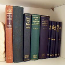 Collection of Vintage Edgar A Guest Books
