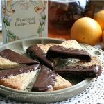 Orange Spice Shortbread for Eating, Sharing or Gifting