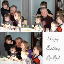 Birthday Weekend with Grandchildren