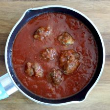 Family Favorite Meatballs