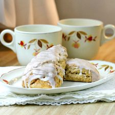 Pumpkin Scones & Our Anniversary
