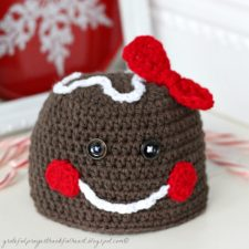 Gingerbread Cookies and Hat
