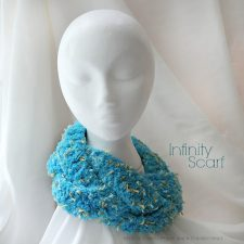 Short Infinity Scarf