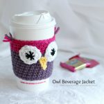 Crochet Beverage Cup Jackets