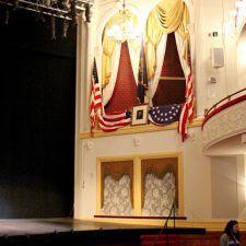 Ford's Theatre ~ Lincoln Presidential Box