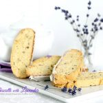 Biscotti with Lavender