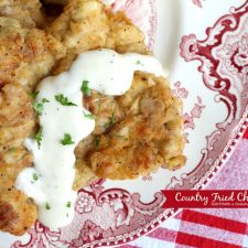 Country Fried Chicken Thighs