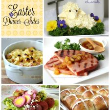 Easter Dinner Side Dishes
