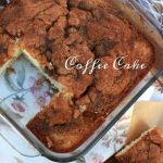 Favorite Coffee Cake