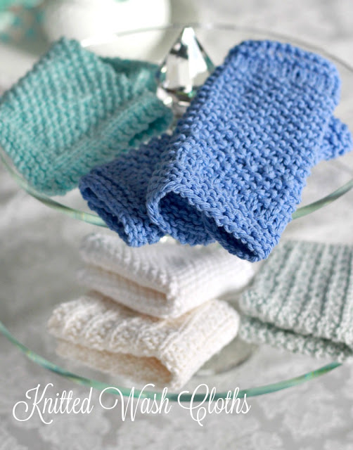 Who doesn't love feeling pampered. Or making someone else feel special. Pretty and practical, I just finished making a knitted washcloth as a heartfelt gift for a sweet friend. The pattern of hearts is lovely for any occasion but especially cute for Valentine's Day or Mother's Day.