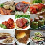Entrees: Beef, Chicken, Pork, Fish & Seafood