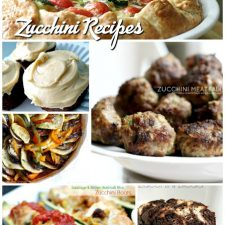 Collection of Recipes using Garden Fresh Zucchini
