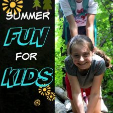 Hello August! Summer Activities for Kids in South Jersey