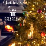 Christmas Tree Fire Retardant