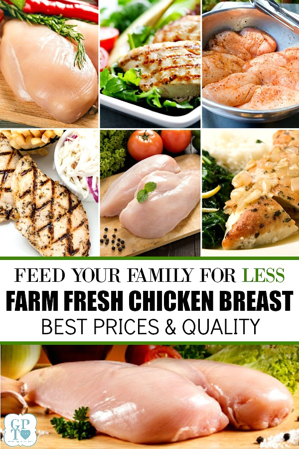 My first order from Zaycon Fresh and I am impressed. I love the savings and quality of the product. Farm fresh skinless, boneless chicken breasts is easy to order and 30–50% less than the grocery store prices. See how I ordered, picked up, packaged and filled my freezer. Meal ideas as well.