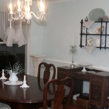 Dining Room Decorating on a Budget