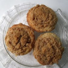 Dorie Greenspan recipe for Allspice Crumb Muffins