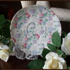 Shelley Vintage China Patterned called Summer Glory