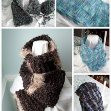 Knitted Scarf Patterns