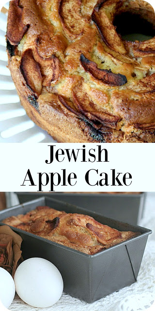 Jewish Apple Cake A Classic Grateful Prayer Thankful