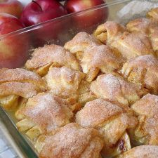 Apple Bundles Recipe