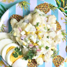 Hazel's Potato Salad