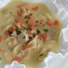 Cream of Turkey/Chicken Soup