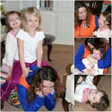 Grandchildren Visiting from NY