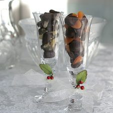 Chocolate Covered Dried Apricots & Pineapple