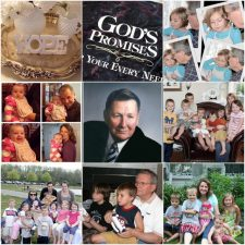 Looking Back on 2010 With a Grateful Prayer and a Thankful Heart