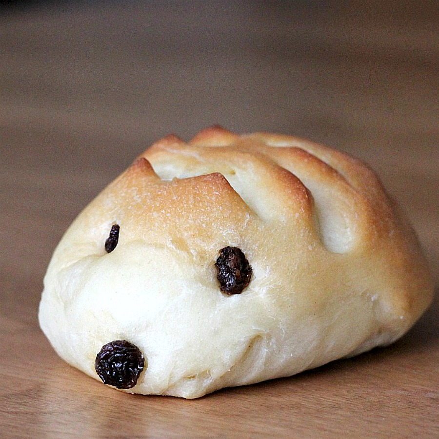 Dinner rolls aren't usually described as cute. But this little menagerie of yeast puffs has me saying, Hedgehogs and turtles and snails, oh, my! Fun animal shaped dinner rolls are easy to create using dough made in a bread machine.