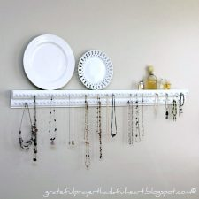 Necklace and Jewelry Organizer