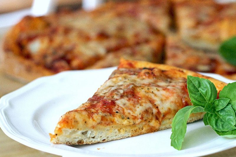 Making homemade Pizza dough is easy, delicious and so economical. Just a few ingredients, a little time and you are ready to add your favorite pizza sauce and toppings. Bake in a hot oven until cheese is melted and crust is perfect.