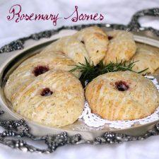 Rosemary Scones