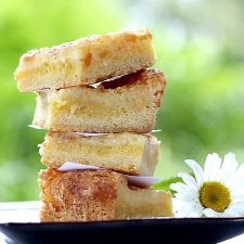 An Engagement and Gooey Butter Cake Recipe