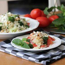Giada's Orzo Salad