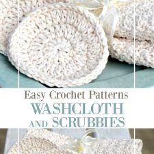 Crochet Wash Cloths & Scrubbies