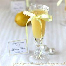 Easy Lemon Curd Food Gift