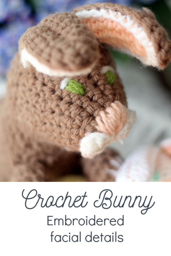 Sweet memories of crocheting with my mom to create adorable Easter decorations. Vintage crochet patterns used to create eggs, bunny, chick and duck in soft pastel yarn.