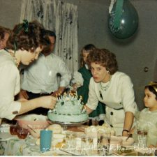A St. Patrick's Day Birthday