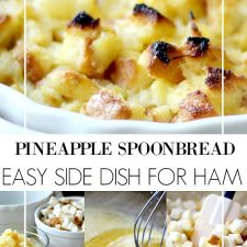 Pineapple Spoonbread