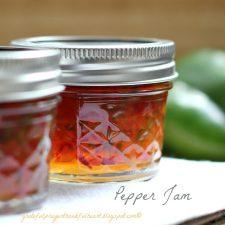 Pepper Jam