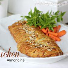 Braided Chicken Almondine