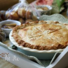 Turkey (or Chicken) Pot Pie