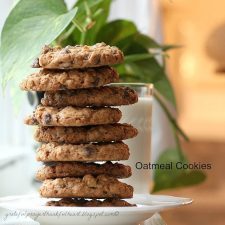 Oatmeal Cookies to the Rescue