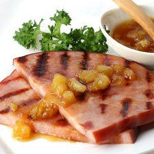 Pineapple Ham Glaze Sauce