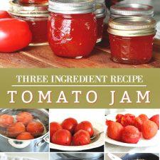 Grandmom Gaskill's Tomato Jam