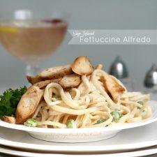 My New Favorite Fettuccine Alfredo Recipe