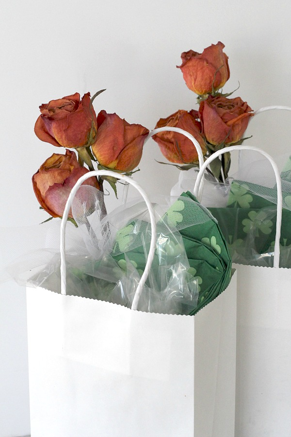 There's nothing lovelier than fresh cut flowers gracing your table or brightening a place in your home. But even after the blossoms begin to fade, continue to enjoy their beauty by drying them. This how to dry roses technique couldn't be easier. Use for crafts projects, embellishing gift packages and food gifts.