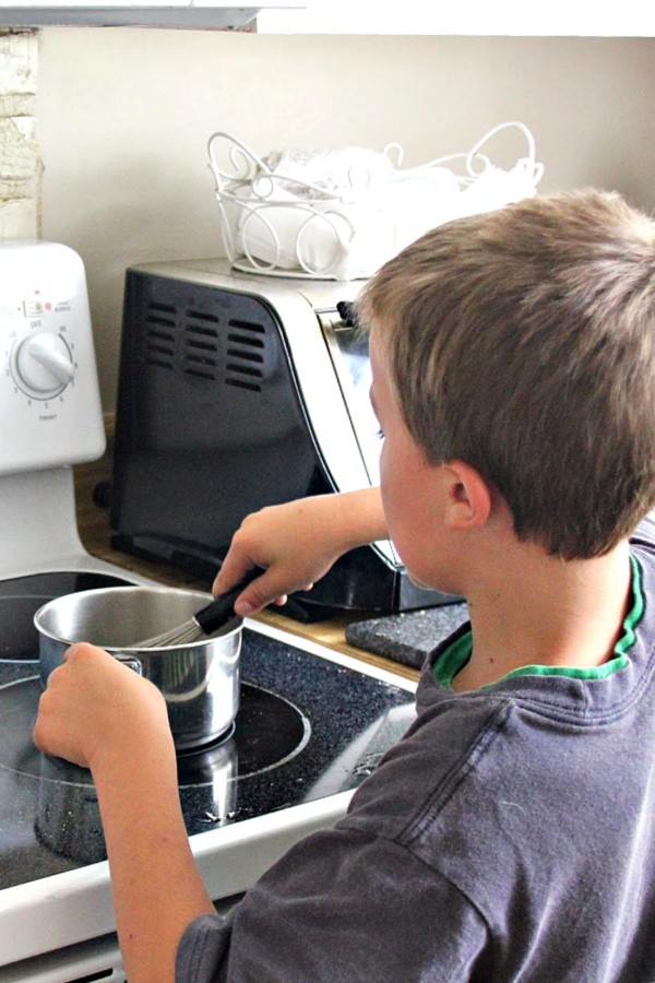 Easy recipe for homemade lemonade. Made with fresh lemons, it is a refreshing beverage and great thirst quencher. A fun cooking activity with kids and grandkids during those sometimes long, I'm-bored days. Make a pitcher full and sit back to enjoy the chill!